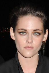 Kristen Stewart – Stella McCartney Autumn 2015 Presentation in New York City