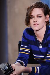 Kristen Stewart Style- AOL BUILD Live Interview - January 2015