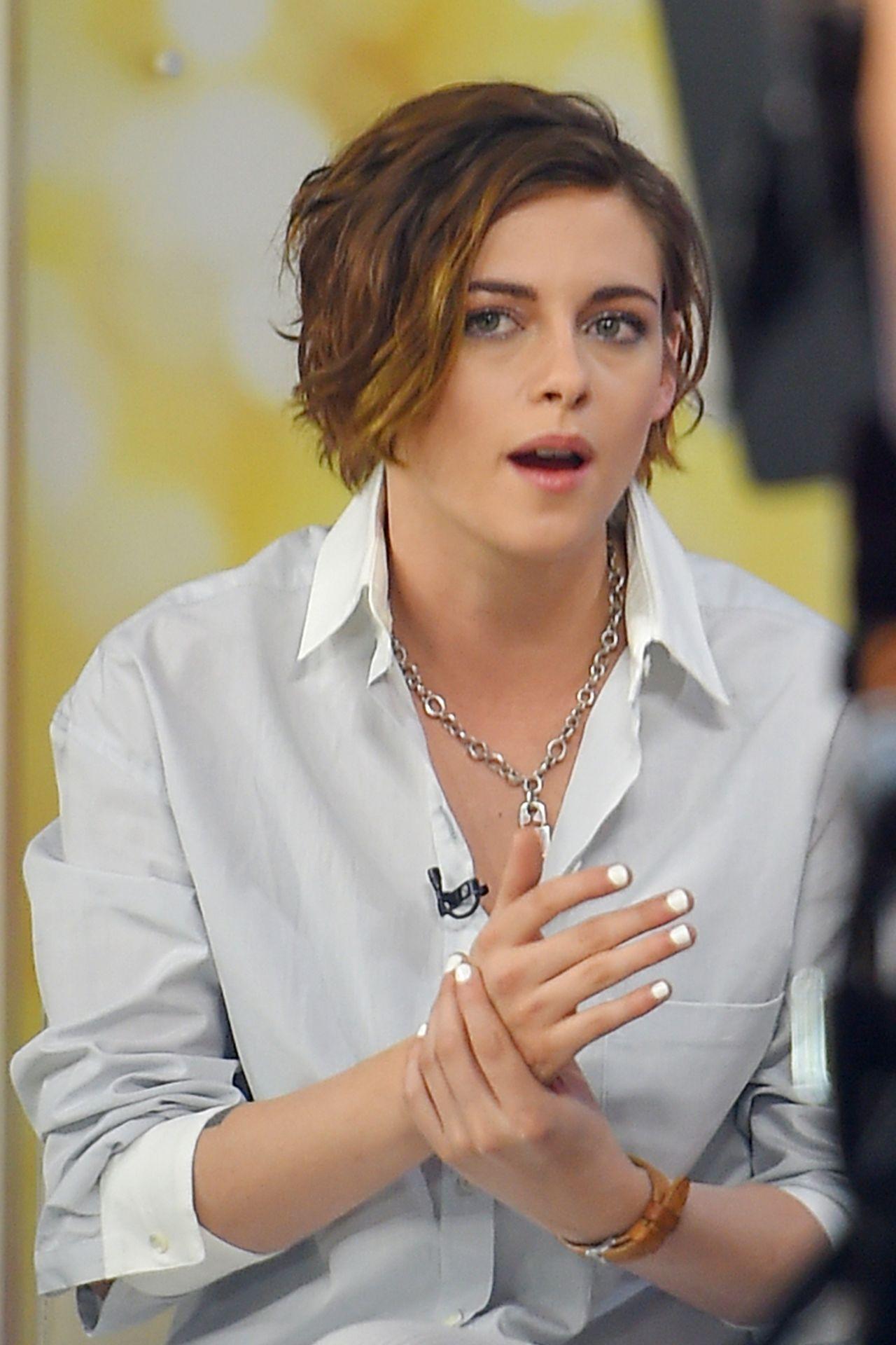 Kristen Stewart 2015 Hair
