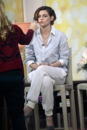 Kristen Stewart - The Today Show in New York City, January 2015