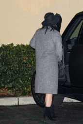 Kylie Jenner Style - Out in Calabasas, January 2015