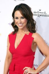 Lacey Chabert - Hallmark Channel TCA Press Tour 2015 in Pasadena
