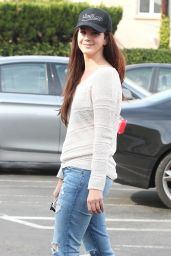Lana Del Rey - Out in West Hollywood, January 2015