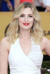 Laura Carmichael - 2015 SAG Awards in Los Angeles