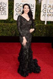 Laura Prepon – 2015 Golden Globe Awards in Beverly Hills