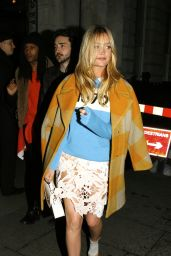 Laura Whitmore in Lace skirt at The Pretty Green Present Party in London - January 2015