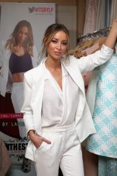 Lauren Pope - at Her Style Spring/Summer 2015 Collection Launch in London