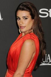 Lea Michele – InStyle And Warner Bros. 2015 Golden Globe Awards Post-Party