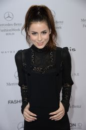 Lena Meyer-Landrut - MBFW-Guido Maria Kretschmer Fashion Show in Berlin, January 2015