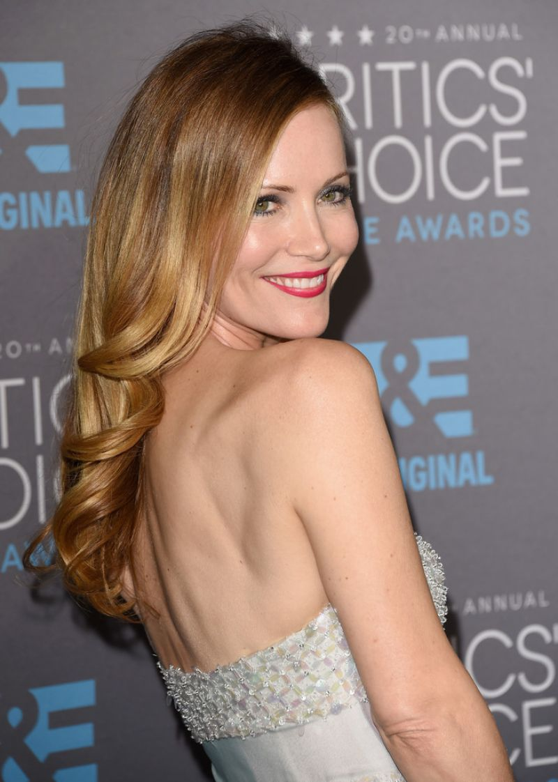 Leslie Mann 2015 Critics Choice Movie Awards In Los Angeles