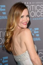 Leslie Mann - 2015 Critics Choice Movie Awards in Los Angeles