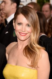 Leslie Mann – 2015 Golden Globe Awards in Beverly Hills