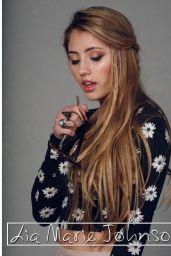 Lia Marie Johnson - Afterglow Magazine - January 2015 Issue