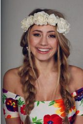 Lia Marie Johnson - Afterglow Magazine - January 2015 Issue