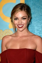 Lili Simmons – HBO's Post 2015 Golden Globe Awards Party