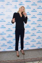 Lily Donaldson Style - The Ocean Campaign Launch Gala in New York City