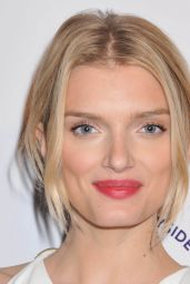 Lily Donaldson - VisitBritain Countryside Collection Launch in New York City, January 2015