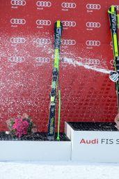 Lindsey Vonn - Audi FIS Alpine Ski World Cup Women
