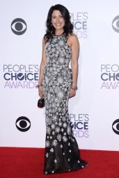 Lisa Edelstein – 2015 People's Choice Awards in Los Angeles