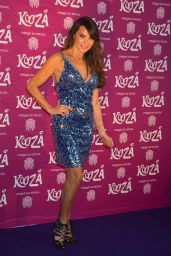 Lizzie Cundy – Cirque du Soleil Kooza Press Night, January 2015