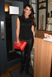 Lizzie Cundy - The House of Ho 1st Birthday Party in Soho, London