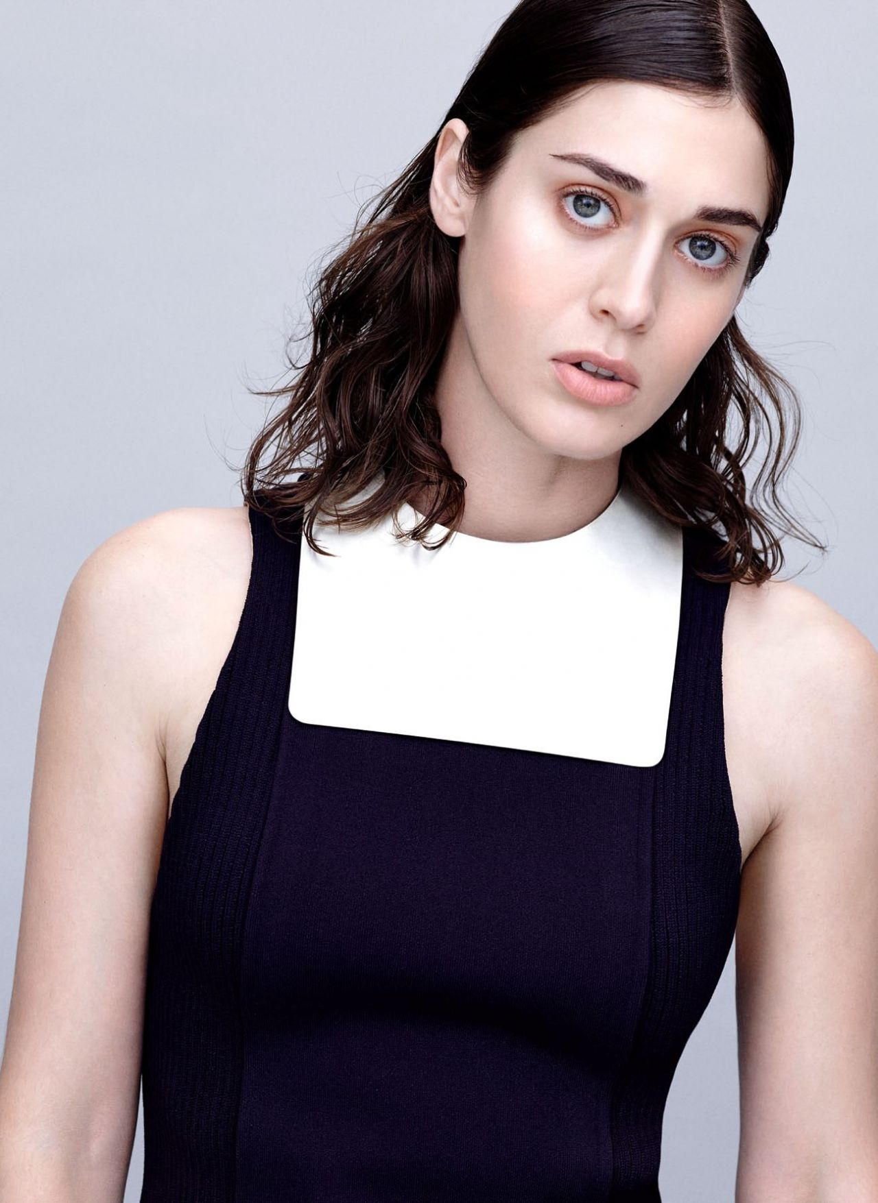 Lizzy Caplan - InStyle Magazine Photos - January 2015