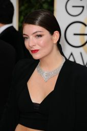 Lorde – 2015 Golden Globe Awards in Beverly Hills