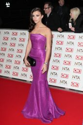 Lucy Mecklenburgh – 2015 National Television Awards in London
