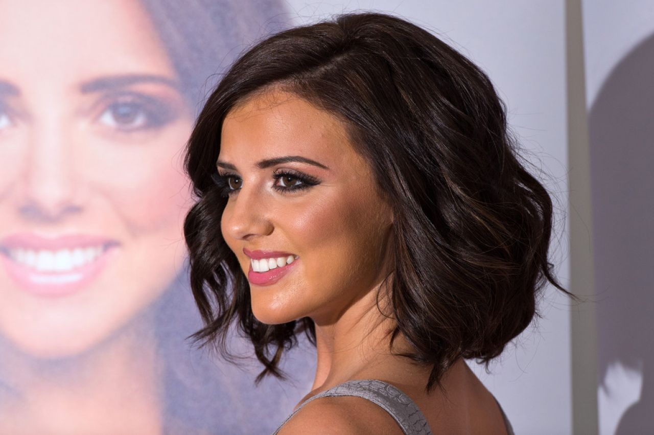 Lucy mecklenburgh be body beautiful book launch in london