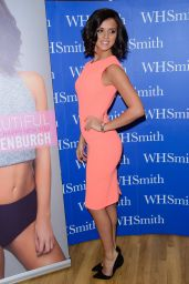Lucy Mecklenburgh - Signs Copies of Her Book