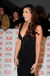 Luisa Zissman – 2015 National Television Awards in London