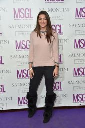 Luisa Zissman - MediaSkin Gifting Lounge in London, January 2015