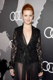 Maggie Grace – Audi Celebrates Golden Globes Week 2015 in Los Angeles
