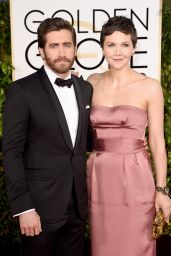 Maggie Gyllenhaal – 2015 Golden Globe Awards in Beverly Hills