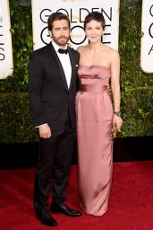 Maggie Gyllenhaal – 2015 Golden Globe Awards in Beverly Hills