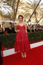 Maisie Williams – 2015 SAG Awards in Los Angeles
