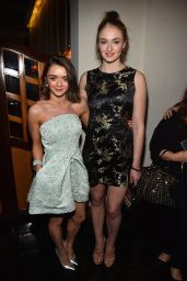 Maisie Williams – Entertainment Weekly's SAG Awards 2015 Nominees Party