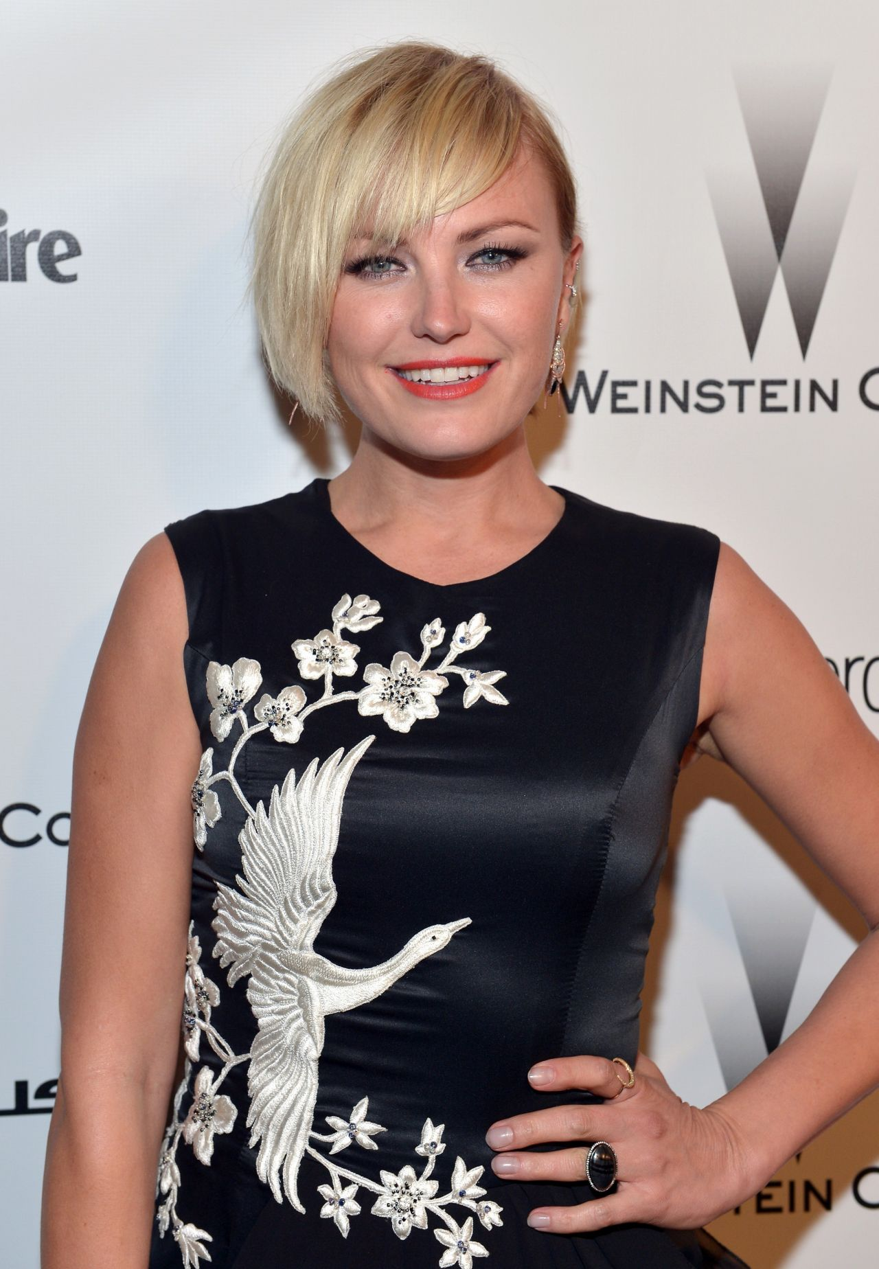 Malin Akerman - The Weinstein Company & Netflix