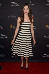 Mallory Jansen - 2015 BAFTA Los Angeles Tea Party