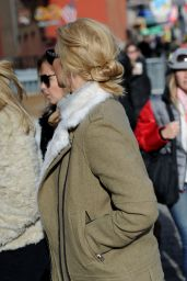 Margot Robbie at Sorel Around Park City, January 2015