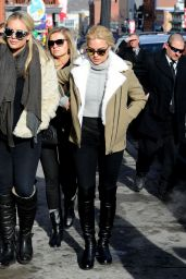 Margot Robbie at Sorel Around Park City, January 2015