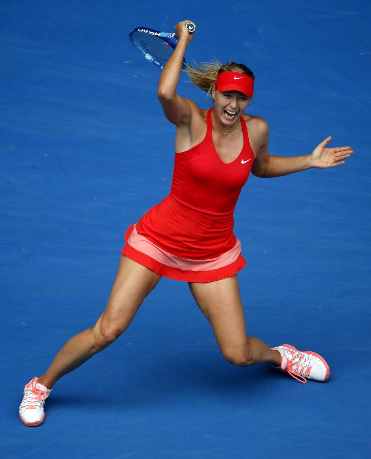 2015: 2015 Australian Open In Melbourne