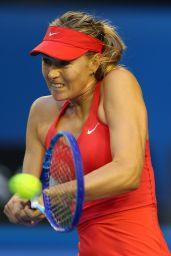 Maria Sharapova - 2015 Australian Open in Melbourne - Round 3