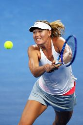 Maria Sharapova – 2015 Brisbane International – 2nd Round