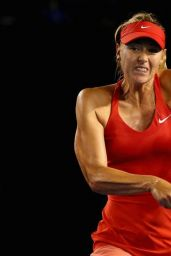 Maria Sharapova - Australian Open 2015, Day 1