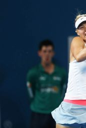 Maria Sharapova – Brisbane International 2015 – Semi Final