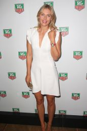 Maria Sharapova - TAG Heuer Party in Melbourne - January 2015