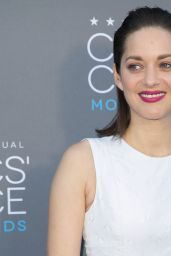 Marion Cotillard – 2015 Critics Choice Movie Awards in Los Angeles