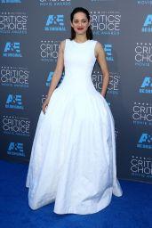 Marion Cotillard – 2015 Critics Choice Movie Awards in Los Angeles