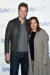 Mariska Hargitay - 2015 Paul Rudd All-Star Bowling Benefit in NYC